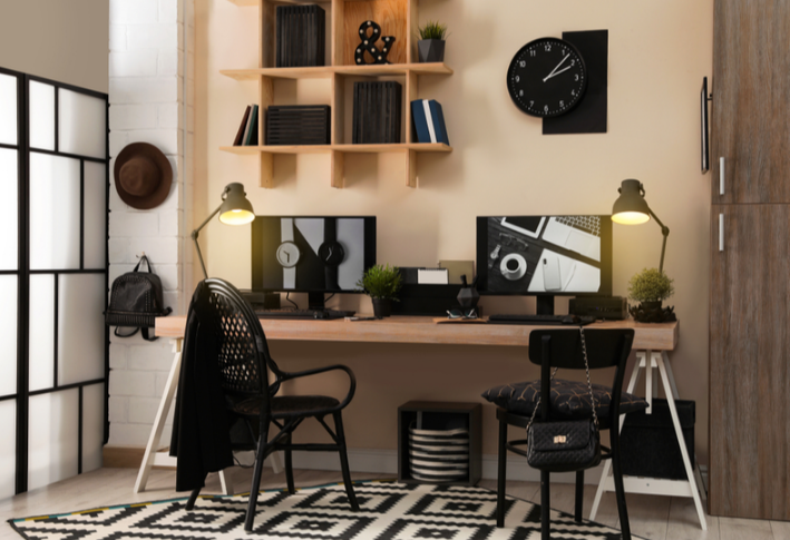 How To Build a Home Office On a Budget